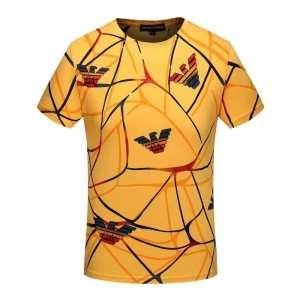 3色可選 2017 アルマーニ ARMANI コスパ最高のプライス 半袖Tシャツ