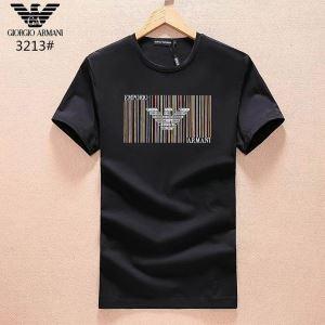 超レア 2018春夏新作 アルマーニ ARMANI Tシャツ\\半袖3色可選クールビズ