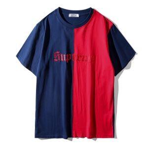落ち着いた感覚 2018春夏新作 半袖Tシャツ シュプリーム SUPREME 2色可選  数に限りがある