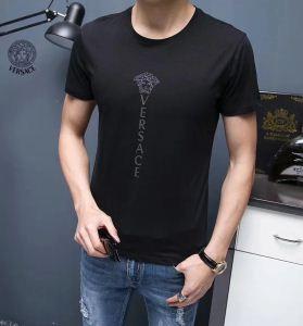 人気掲載 2018aw ヴェルサーチ VERSACE 2色可選 半袖Tシャツ モードな逸品