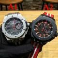 素敵で上品なデザイン HUBLOTスーパーブランドコピーウブロ自動巻き腕時計二つ色可選択長持ち