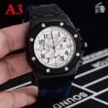 史上の最強オーデマ ピゲ時計 コピーAUDEMARS PIGUETスーパコピーメンズ多色可選択革のストラップ人気品